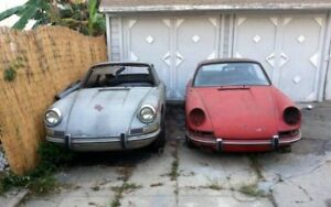 old project porsche 911 air cooled early 60/70/80/90 WANTED