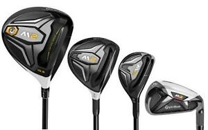 TaylorMade M2 Complete Set With Bag