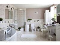 Rapid Comlete Bathroom Installation