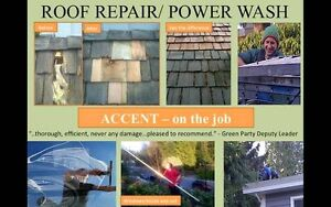 ACCENT Power Wash & Roofing .....Roof De-Moss...Gutters.... North Shore Greater Vancouver Area image 4