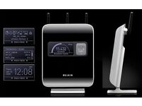 Belkin N1 cable router