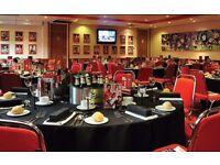Liverpool Centenary Club - Status Sports Hospitality