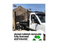 Dorset Rubbish removals , cheapest around guaranteed