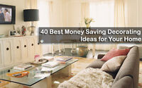 Do-It-Yourself Home Decorating - Learn From a DIY Pro!