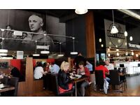 Liverpool The Boot Room Restaurant - Status Sports Hospitality