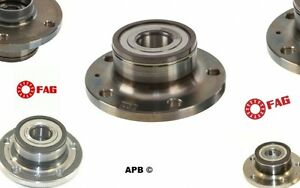 VW CC Tiguan Audi A3 TT 2006-2014 Rear Wheel Bearing 1T0598611B
