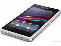 Xperia™ Z1 Compact new