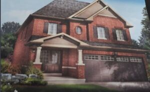 4 Bedroom 2 1/2 bathroom brand new detach home in Caledonia