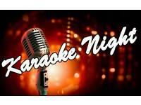 Events DJ Karaoke PA Backline Hire