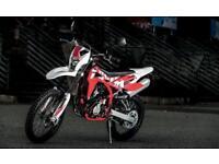 SWM RS 125 R 125cc Trail (Enduro) brand new 2 year warranty RED full power