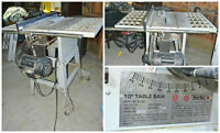 "Busy Bee 10"" Table Saw"