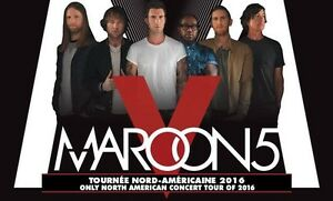 MAROON 5 - MONTREAL