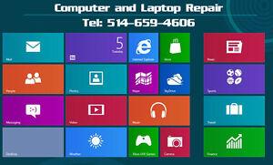 COMPUTER DESKTOP AND LAPTOP REPAIRS SINCE 1999