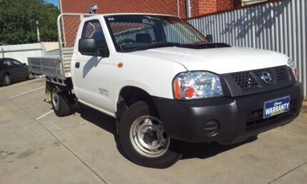 TURBO DIESEL, BRAND NEW CONDITION TRAY TOP UTE.