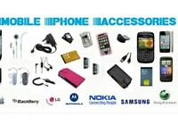 Mobile phone chargers, cables, accessorries