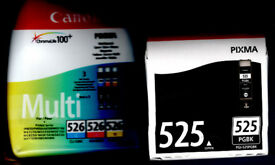 Canon ink cartridges - (new)