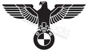 2-x-BMW-German-Eagle-Sticker-Decal-1-Series-3-Series-M3-M5-325i-330i