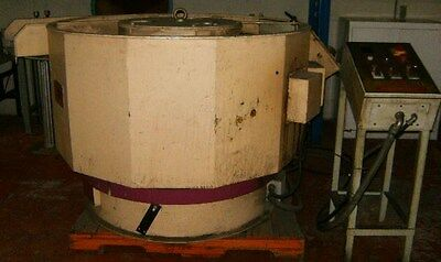 NICEM MODEL ASC 350 VIBRATARY PARTS DRYER MADE IN ITALY