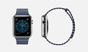 Apple Watch STAINLESS STEEL 42mm  London Ontario image 1
