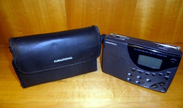Grundig TRII Portable shortwave Radio