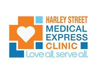 Healthcare Assistant Needed Full/Part Time - Private Harley Street GP