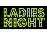 Grap your tickets ladies for our ladies night