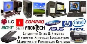 ONSITE Services for CCTV, Laptop.Desktop/Computer Apple REPAIR.(We seve:Hospitals,Business Office,Restaurants and more)
