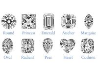 Can you spot a real diamond from a fake one? How good is your eye? Take the challenge..