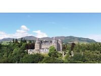 1 night stay in Atholl Palace Hotel Pitlochry