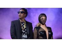 JAY Z and BEYONCE LONDON concert tickets STANDING Friday 15th June 2018
