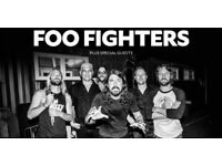 Foo Fighters Tickets X 2 - Pitch Standing - Sat 23rd June - London Stadium Olympic Park