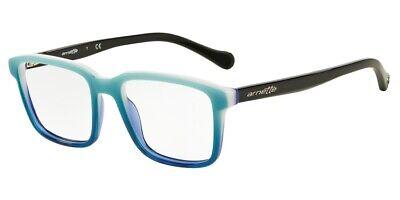 NEW ARNETTE EYEGLASSES BARNSTORMER 7102 1187 51 TWO TONE BLUE WHITE (New Look Eyeglasses)