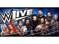 WWE Smackdown at London O2 arena on 9th May 2017