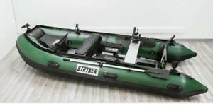 Inflatable Stryker boat