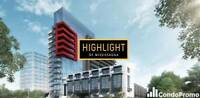 VIP Sale For Highlight Condos In Mississauga