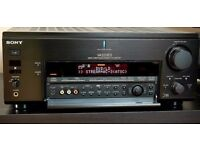 Sony STR-VA333ES. Home cinema 7.1 receiver, FM-AM, stereo amplifier, open to offers. Great condition