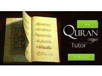 Looking Quran teacher for a visually impaired kid