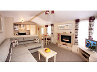 2 Bed Static Caravan / Mobile Home / Holiday Home for Hire - St. Leonards / Bournemouth / New Forest