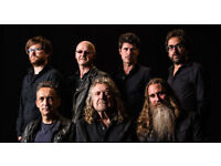 The Bath Festival Weekend Finale featuring Robert Plant . 2 tickets for sale £80