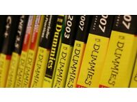 Gamsat Des O'Neil and Books 'for dummies'