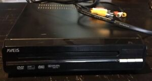Aveis DVD Player