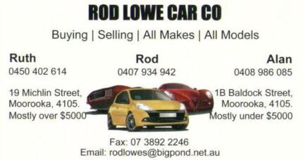 Rod Lowe Car Co.