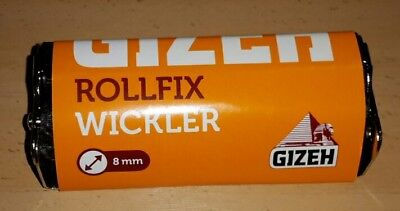 *GIZEH*  Zigaretten Dreher Maschine Wickler Roller Fix Stopf Blättchen Metall