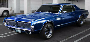 Looking for a 1969 Mercury Cougar