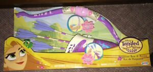Disney Tangled Rapunzel Bow & Arrow Play Set w Quivers Toy