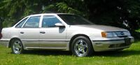 Extremely rare 1989 Taurus SHO very low kms