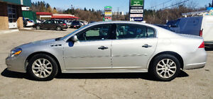 2011 Buick Lucerne CXL 1-Owner Loaded Low Km's Collision Free