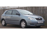 ** 48k ** Toyota Corolla 1.4 VVT-i T2 ( Full main dealer history ) ( MOT 1 YR )