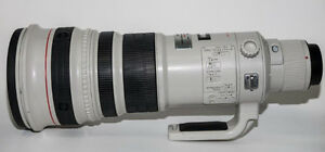 Canon EF 500mm f/4 IS USM