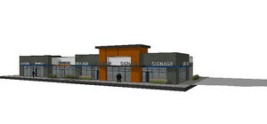 North Edmonton Retail Space For Lease! (Beverly)